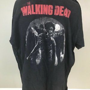 Graphic  THE WALKING DEAD ZOMBIE